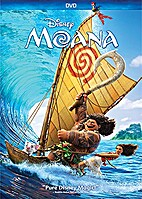 Moana [2016 film] by Ron Clements