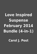 Love Inspired Suspense February 2014 Bundle…