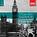 Haydn: Symphonies Nos. 99 - 104 (Disc 1) by…