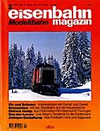 Eisenbahn Modellbahn magazin; Februar 1998…
