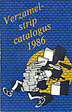 Verzamelstripcatalogus 1986 by R.-editions