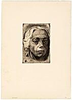 Selbstbildnis (Self Portrait) by Käthe…