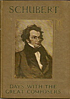 A Day With Franz Schubert by May Byron