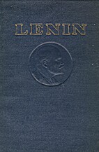 Lenin Selected Works Two-Volume Edition I by…