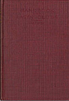 A handbook for Latin clubs by Susan Paxson