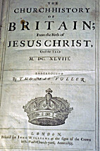 The Church History of Britain, From the…
