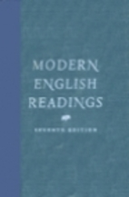 Modern English Readings: Fourth Edition by…