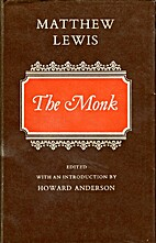 The monk, a romance by M. G. Lewis