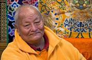 Author photo. Chogyal Namkhai Norbu