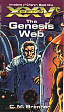The Genesis Web by C. M. Brennan