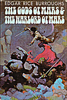 The Gods of Mars and The Warlord of Mars by…
