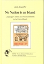 No Nation is an Island: Language, Culture…
