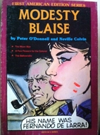 Modesty Blaise: First American Edition…