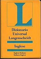 Dizionario Universal Langenscheidt Inglese
