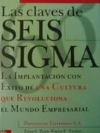 Las Claves de Seis SIGMA by Peter S. Pande