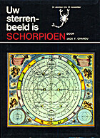 Uw sterrenbeeld is Schorpioen by Jack F.…
