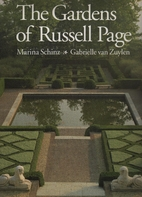 The Gardens of Russell Page by Gabrielle Van…