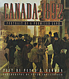 Newman Peter C : Canada 1892 by Peter…