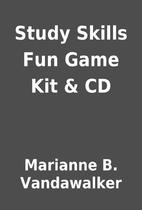Study Skills Fun Game Kit & CD by Marianne…