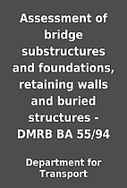 Assessment of bridge substructures and…