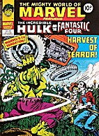 The Mighty World of Marvel # 328