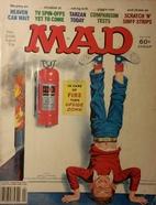 Mad Magazine #206 April 1979