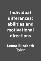 Individual differences: abilities and…