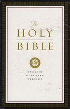 ESV New Classic Reference Bible by Crossway…