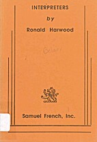 Interpreters (A Play) by Ronald Harwood