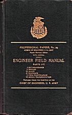 Engineer Field Manual (Professional Papers…