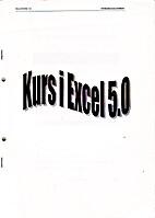 Kurs i Excel 5,0 by Næringsakademiet