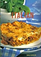Italian Cooking by Carla Capalbo