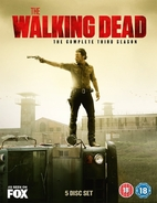 The Walking Dead: The Complete Third Season…