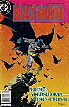 Batman 3/1989 by Max Allan Collins