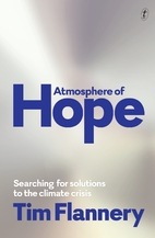 Atmosphere of Hope: Searching for Solutions…