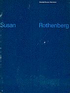 Susan Rothenberg : Recente schilderijen =…