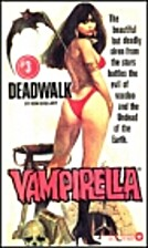 Vampirella #3 Deadwalk by Ron Goulart