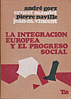 La integración europea y el progreso social…