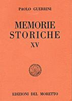Memorie storiche della Diocesi di Brescia…