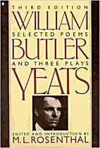 William Butler Yeats Selected Poems and…