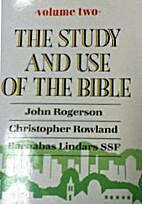 The study and use of the Bible by Paul Avis