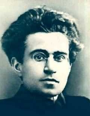 Author photo. Antonio Gramsci (1891-1937)