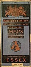 Bartholomew's Revised Half-inch Contoured…
