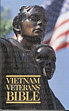 Vietnam Veterans Bible by Jr. General John…