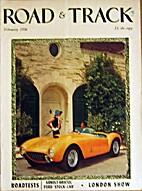 Road & Track 1956-02 (February 1956) Vol. 7…