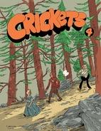 Crickets #4 by Sammy Harkham