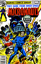 Micronauts - Issues 1, 2, 3 by ERIC SCOTT;…