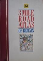 3 Mile Road Atlas of Britain by Automobile…