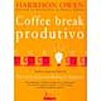 Coffee break produtivo by Owen Harrison