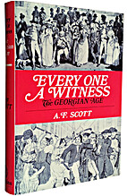 Every one a witness: The Georgian Age by A.…